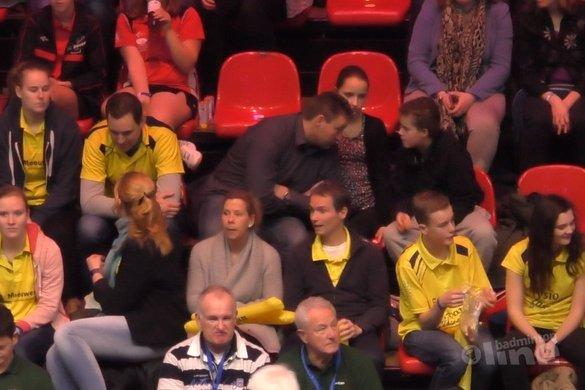 Verloren badmintonfinale voelt als mokerslag - badmintonline.nl