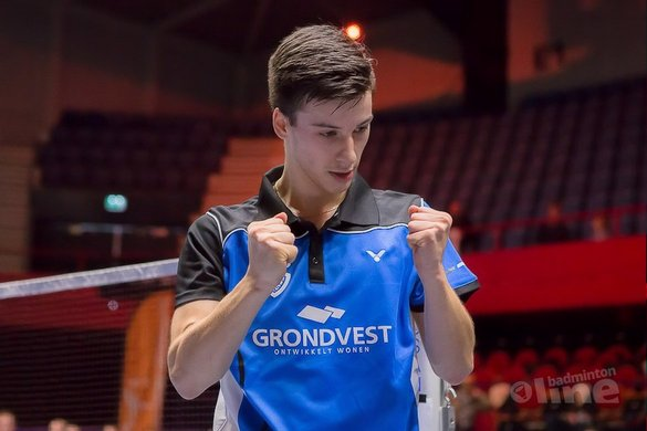 Pakt Bulgaar Alex Vlaar de titel in Zoetermeer? - Sebastièn Petri