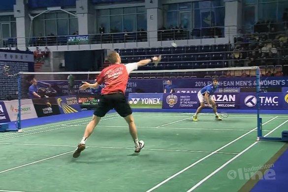 Denemarken domineert opnieuw op EK badminton - Badminton Europe