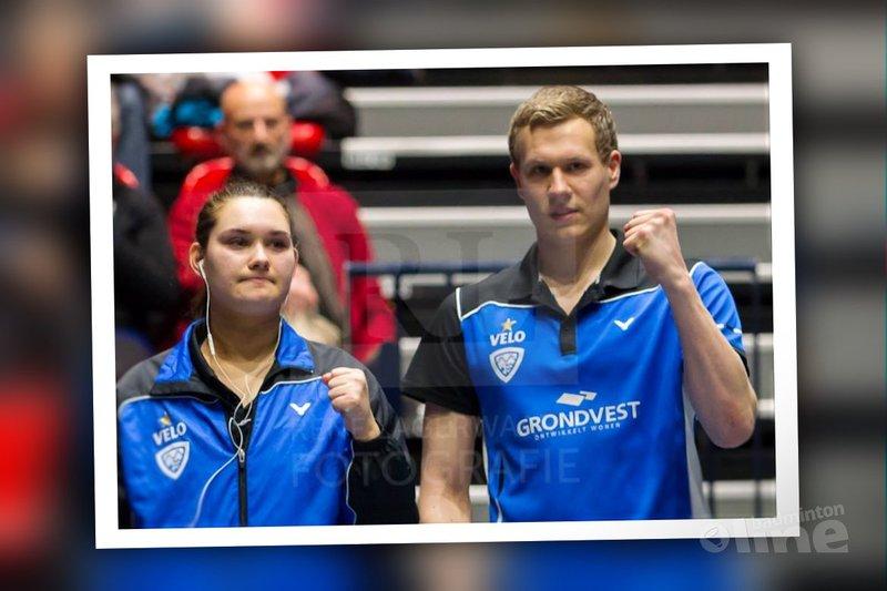 Gelijkspel en nederlaag voor VELO - René Lagerwaard