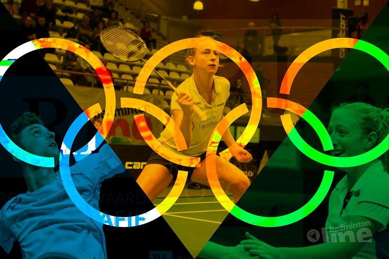 Olympische deelname Jacco, Eefje en Selena volledig benutten - René Lagerwaard / badmintonline.nl