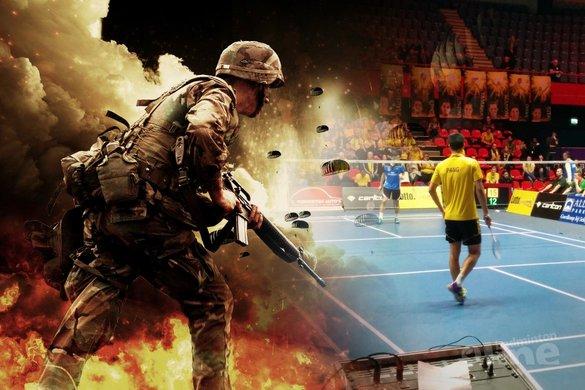 Sport is een uitlaatklep voor emoties: onderdrukken werkt je tegen - Pixabay / badmintonline.nl