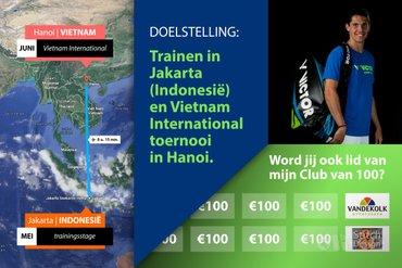 Erik Meijs introduceert zijn eigen Club van 100