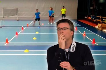 Geen Ik Hou Van Badminton filmpjes meer vanuit Almere-badmintonhal