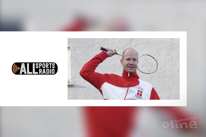 Technisch directeur Claus Poulsen in uitzending ALLsportsradio - Claus Poulsen