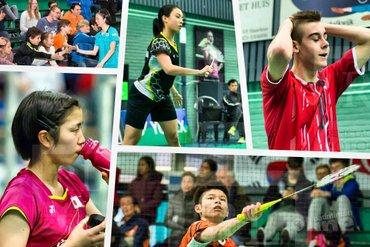 Terugblik op week Yonex Dutch Junior: een badmintonsnoepwinkel