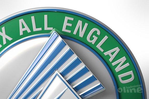 Opnieuw triple A voor Georgy van Soerland! - All England