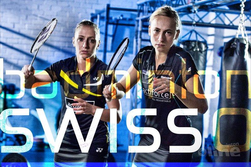 Selena Piek en Eefje Muskens gestrand in tweede ronde Swiss Open - Selena Piek / Eefje Muskens / badmintonline.nl
