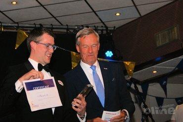 Winterwijkse club krijgt erepenning van Badminton Nederland