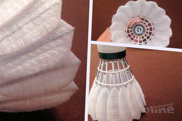 Synthetische vervanger voor dieronvriendelijke veren badmintonshuttle eindelijk beschikbaar? - BadmintonCentral