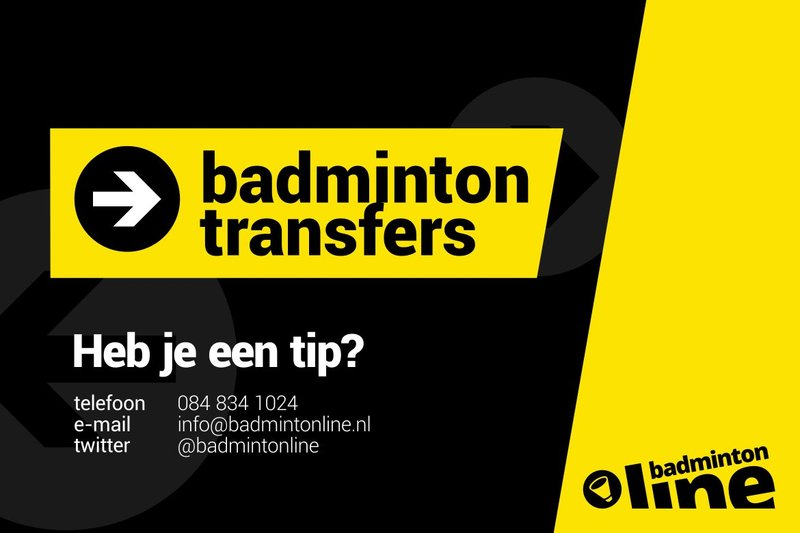 Transfers in de Carlton Bondscompetitie - badmintonline.nl