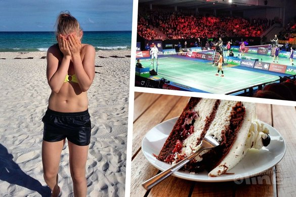 Finland's Airi Mikkela: Waking up in the middle of the night, thinking I've suddenly lost all my ranking points - Airi Mikkela