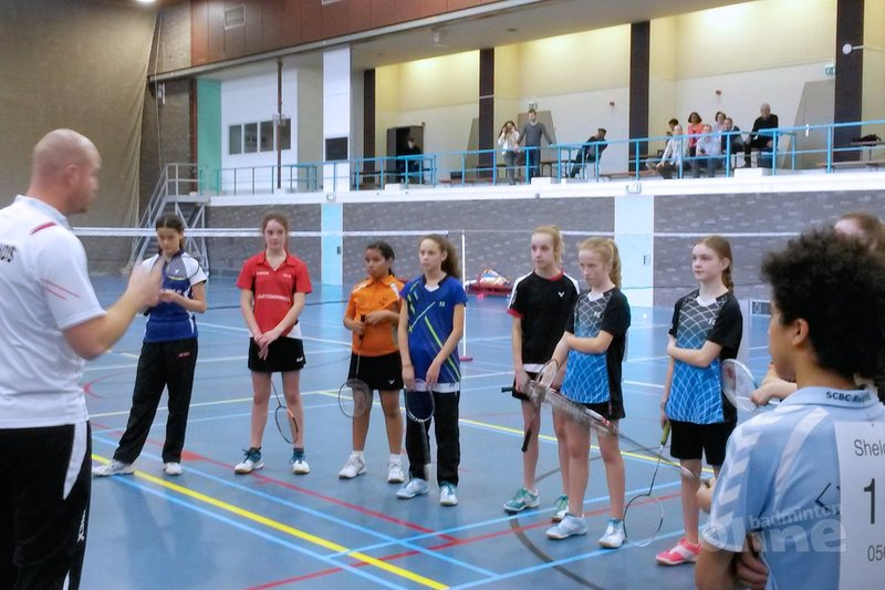 Start talentontwikkeling-pilot op Papendal - Badminton Nederland