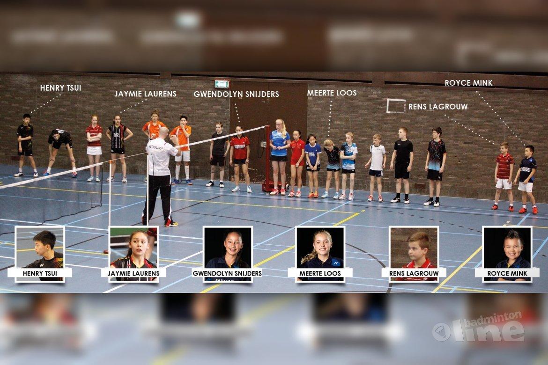 Voorspeeldag op Papendal ook spannend voor TFS Barendrecht spelertjes