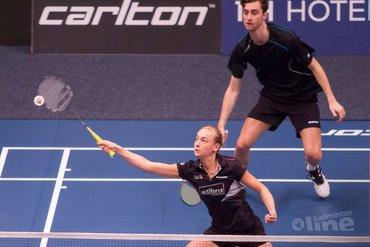 Badmintonner Jacco Arends moet Selena Piek delen op Olympische Spelen