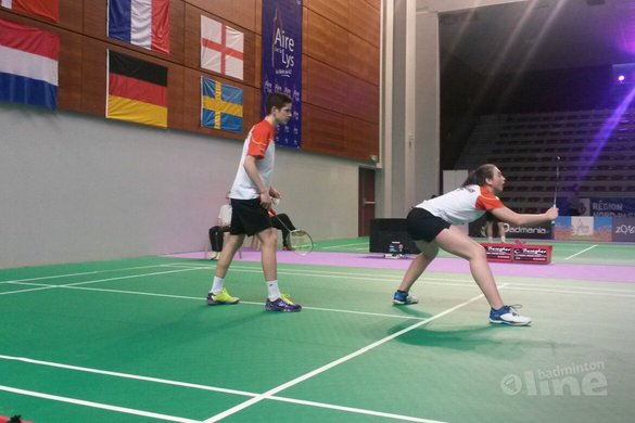 Nederlandse jeugdploeg wint van Zweden in 6 nations teamtoernooi - Badminton Nederland