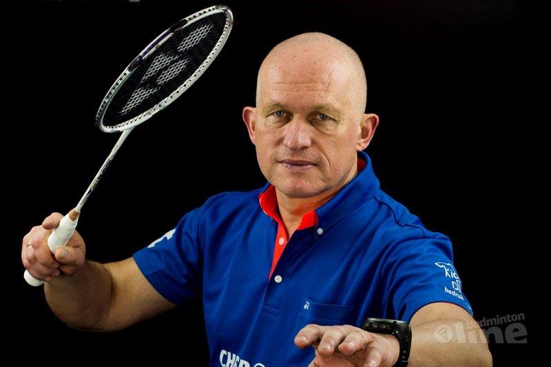 Parabadmintonner Eddy Boerman: geremd in de ontwikkeling als trainer-coach aangepast badminton - Edwin Sundermeijer