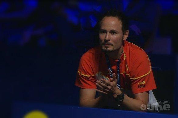 Coach Kim Nielsen: De gedrevenheid en fighting spirit van Eefje en Selena was enorm - Badminton Europe