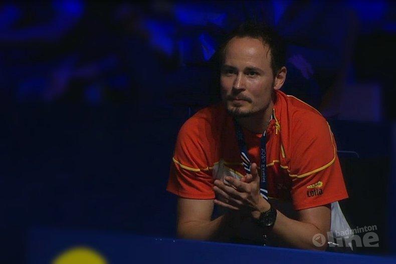 Deze afbeelding hoort bij 'Coach Kim Nielsen: De gedrevenheid en fighting spirit van Eefje en Selena was enorm' en is gemaakt door Badminton Europe