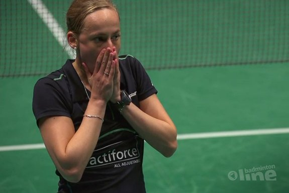 Selena Piek valt geblesseerd uit bij WK Badminton 2017 - Badminton Europe