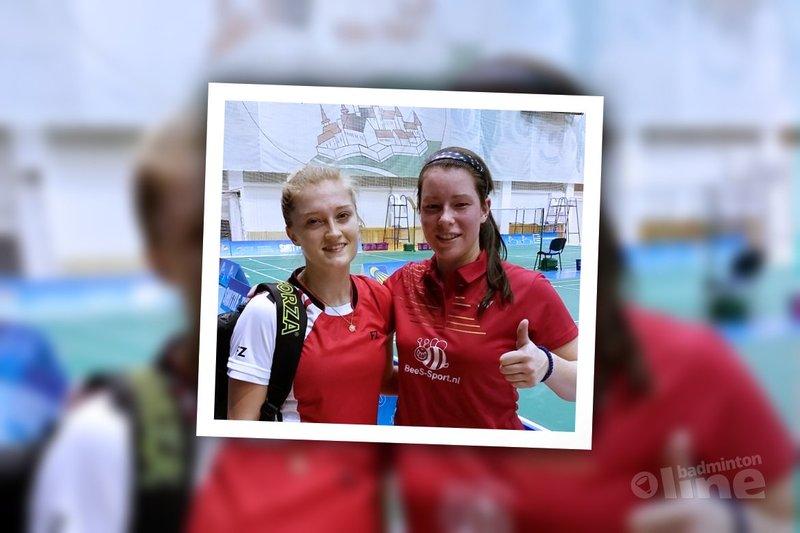 Cheryl Seinen runner-up bij Slovenia International - Cheryl Seinen