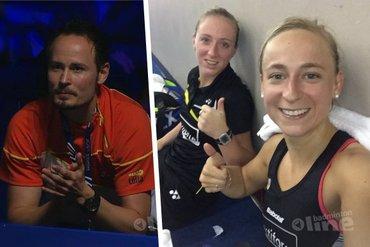 Privétraining door bondscoach Kim Nielsen betaalt zich wederom uit: Piek en Muskens in halve finale Indonesia Open