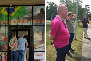 Geslaagde vrijwilligersdag op Papendal