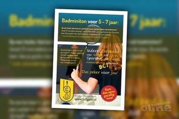 Badminiton in Nieuwegein