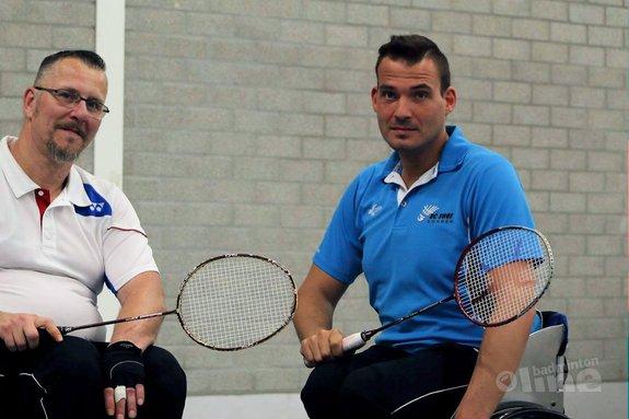 Deze afbeelding hoort bij 'Quincy Michielsen voegt zich bij Maleisisch badmintonmerk' en is gemaakt door Fleet Nederland