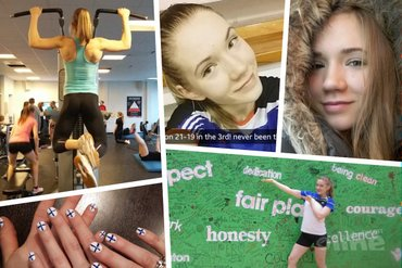 Airi Mikkela: over-excitement is hard for the body and mind