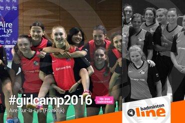 Girl Camp 2016 in Frankrijk met Cera, Amy, Daphne, Milou, Madouc en Meike