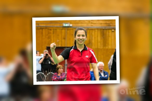 Lianne Tan geeft op in tweede ronde Spanish International badminton - René Lagerwaard