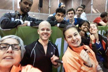 Irish Para-Badminton International 2016: leerzaam toernooi