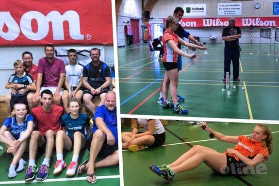 Demi Brehler trainde een week op OroDenmark - OroDenmark