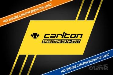 Kick-off Carlton Eredivisie op 10 september 2016 in Tilburg