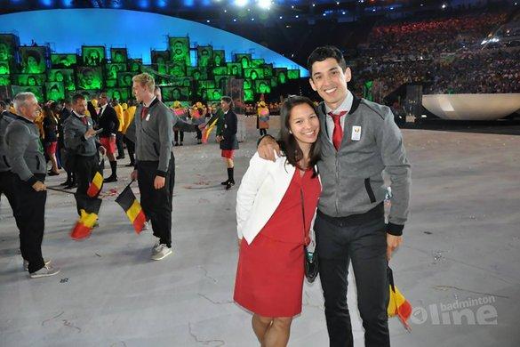 Broer en zus Tan maken zich op voor badmintontoernooi: trainen en rusten - Lianne Tan