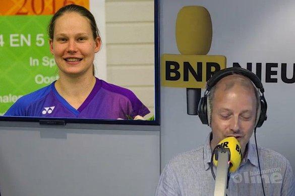 Kijken naar... badminton - BNR Nieuwsradio / badmintonline.nl