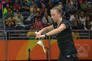 Oud-badmintonner Eefje Muskens nieuwe bondscoach aangepast badminton en trainer regionaal trainingscentrum Arnhem