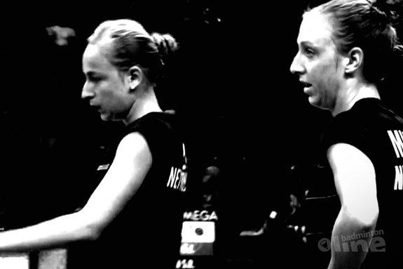 De laatste dans van de badmintonners - NOS / badmintonline.nl
