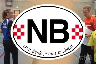 Topsportprogramma badminton in Deurne