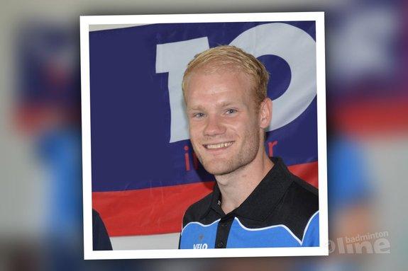 Ewout Beukers brengt zijn glimlach naar Wateringse badmintonclub - Van Zundert / VELO