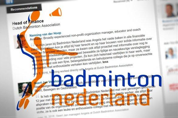 Bondsbureau Badminton Nederland afgeslankt - LinkedIn