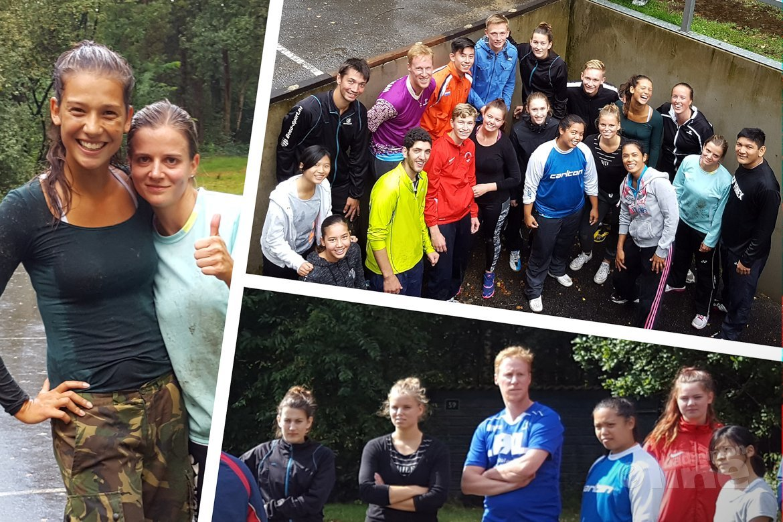 Teambuilding bij Almere