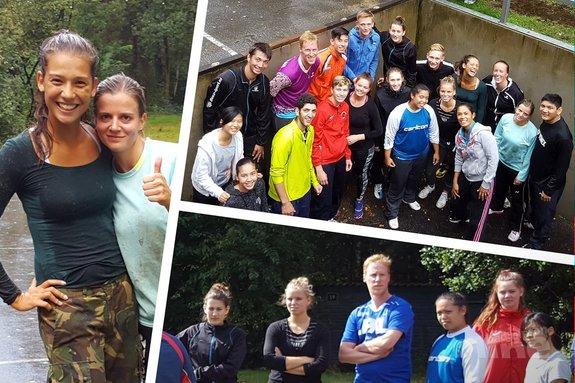 Teambuilding bij Almere - BV Almere