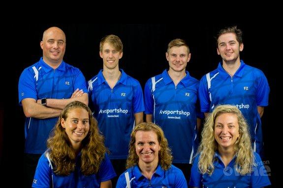 Roosterse kruist rackets met VELO in eerste speelronde Carlton Eredivisie - Roosterse BC