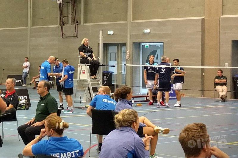 Landskampioen VELO start Carlton Eredivisie seizoen 2016-2017 met zege - badmintonline.nl