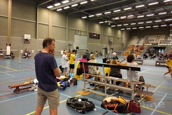 Deze afbeelding hoort bij 'Henk Staats: na Hoofddorp was ook de Carlton Eredivisie kick-off in Tilburg niets' en is gemaakt door badmintonline.nl