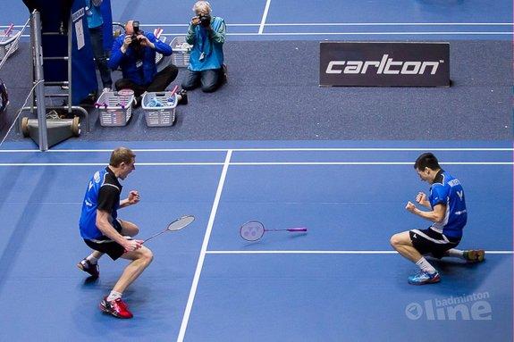Drie finales voor Jim Middelburg en Alex Vlaar tijdens AMOR-master - Sebastièn Petri