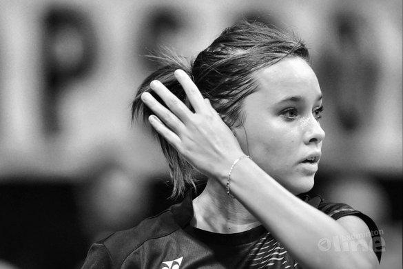 Soraya de Visch Eijbergen trekt zich terug uit Yonex Dutch Open 2016 - Philip Pietersz