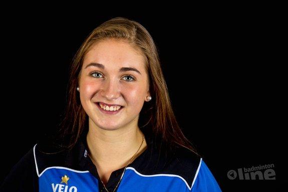 Start van de returns voor VELO: wedstrijdverslag van Imke van der Aar - Badminton Nederland